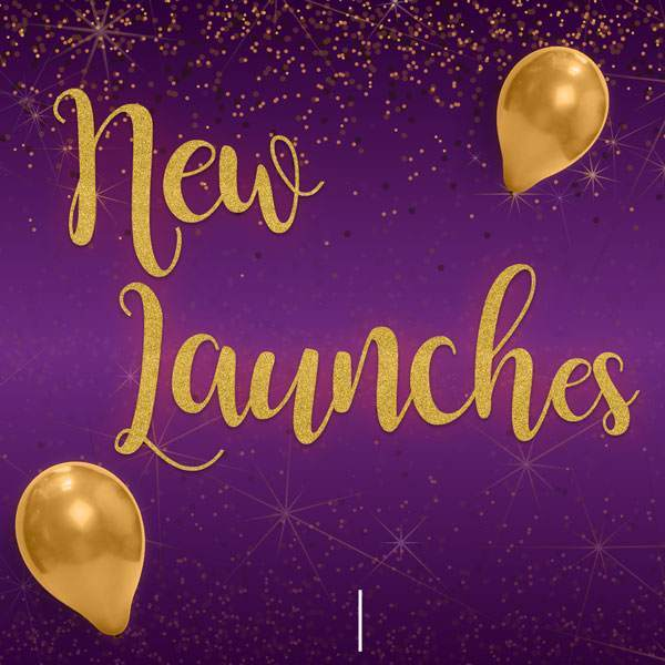 New Launches this Week