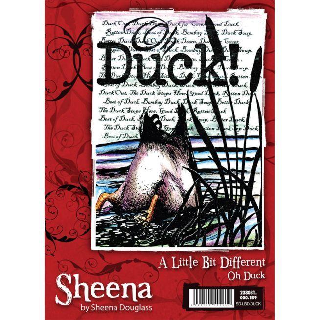 Sheena Douglass A6 Stamps 3 for £15