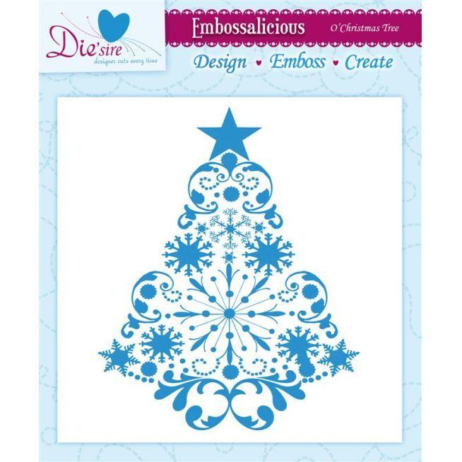 Embossalicious Christmas