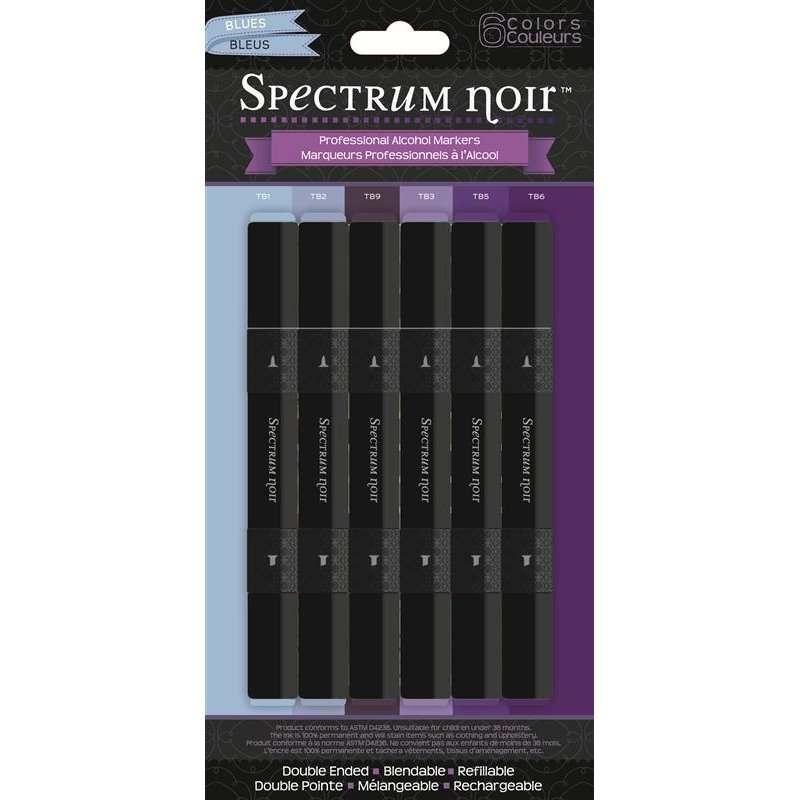 Spectrum Noir 6 Pen Sets 4 for £30