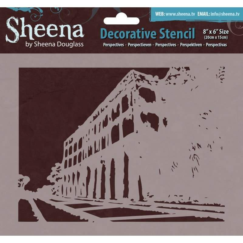 Sheena Douglass Decorative Stencils