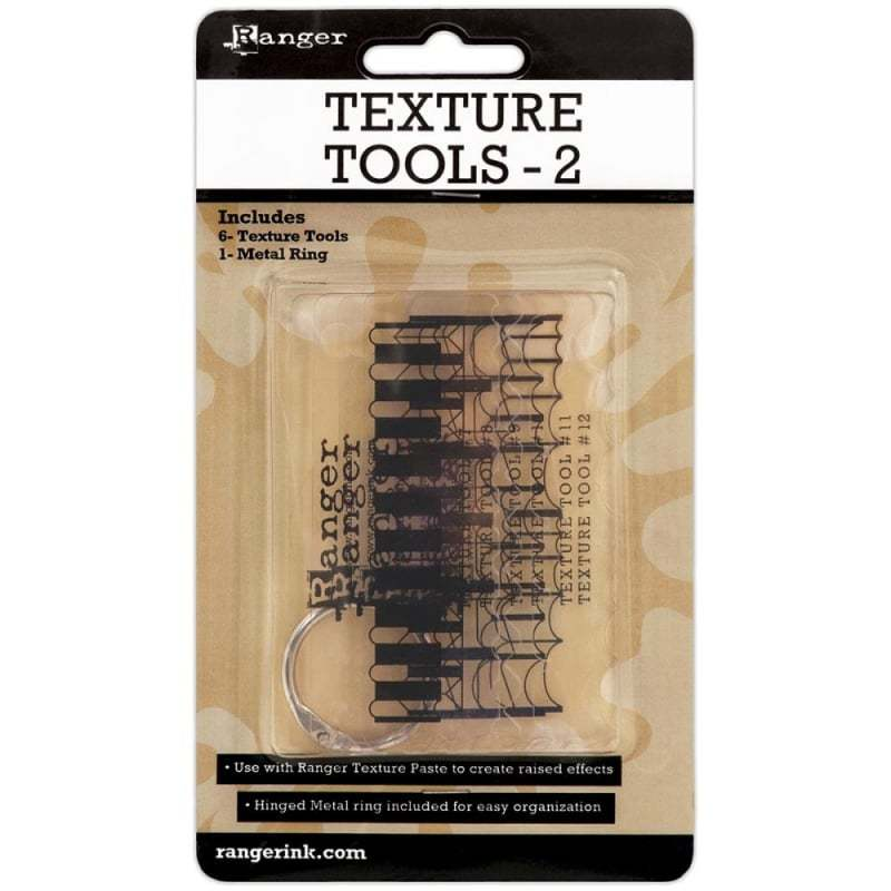 Texture Paste and Tools