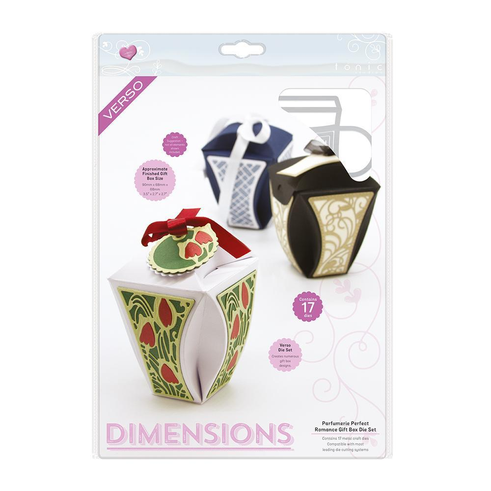 Gift Bag and Box Die Sets
