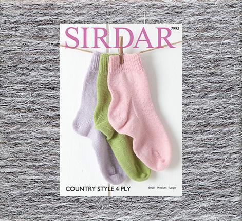 Sirdar Yarn and Pattern Bundles