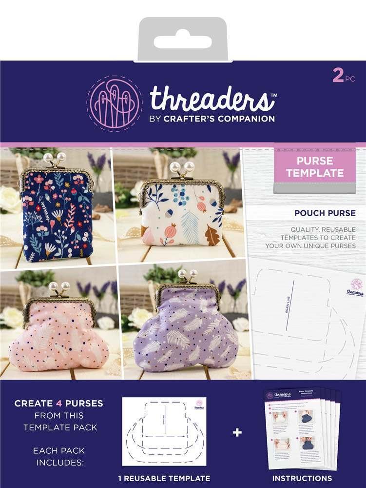 Bag Templates & Stencils