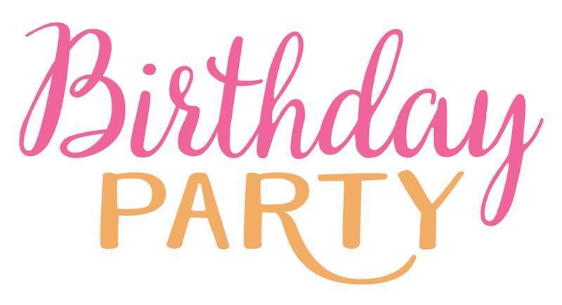 Sara Signature Birthday Party Collection