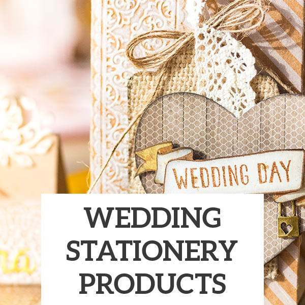 Wedding Stationery Products
