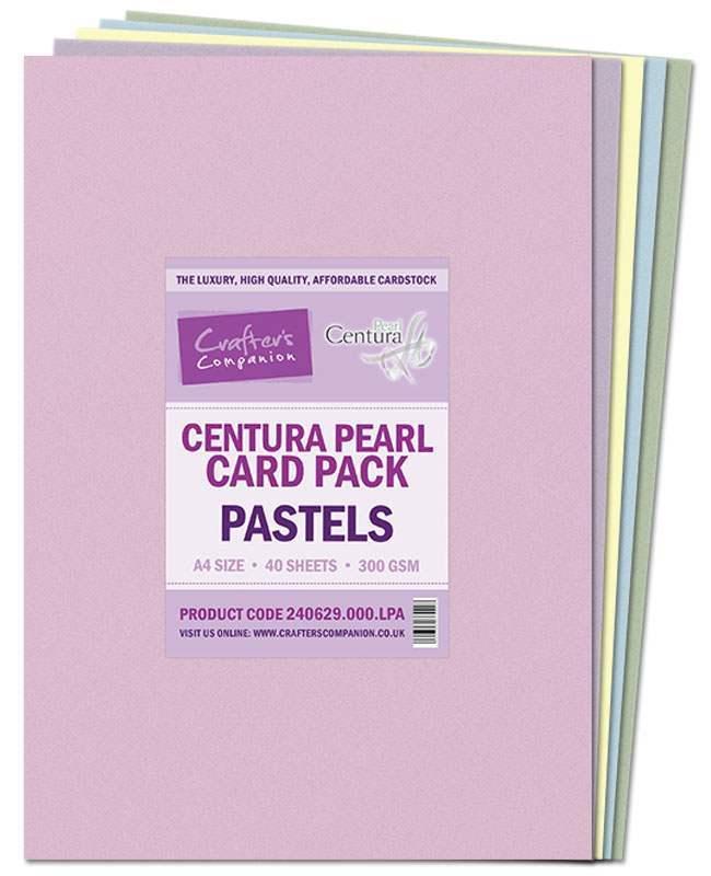Centura Pearl Bumper Card Packs