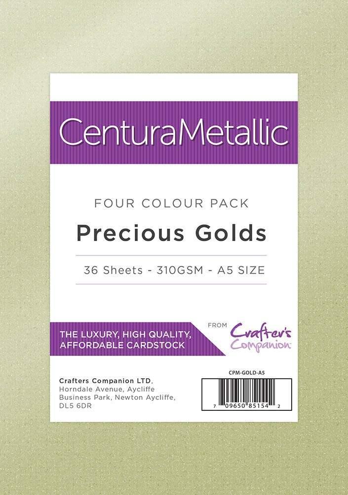 Centura Pearl A5 & A6 Card Packs
