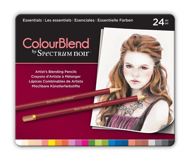ColourBlend Pencils - Sets of 24