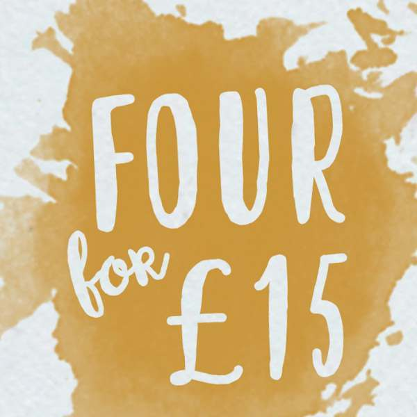 4 for £15