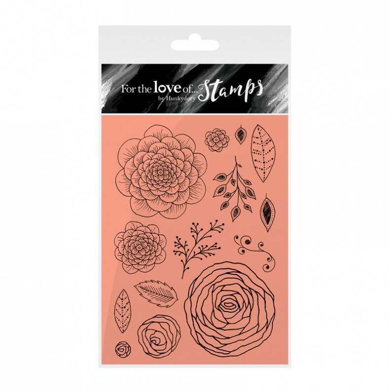 Hunkydory Stamps