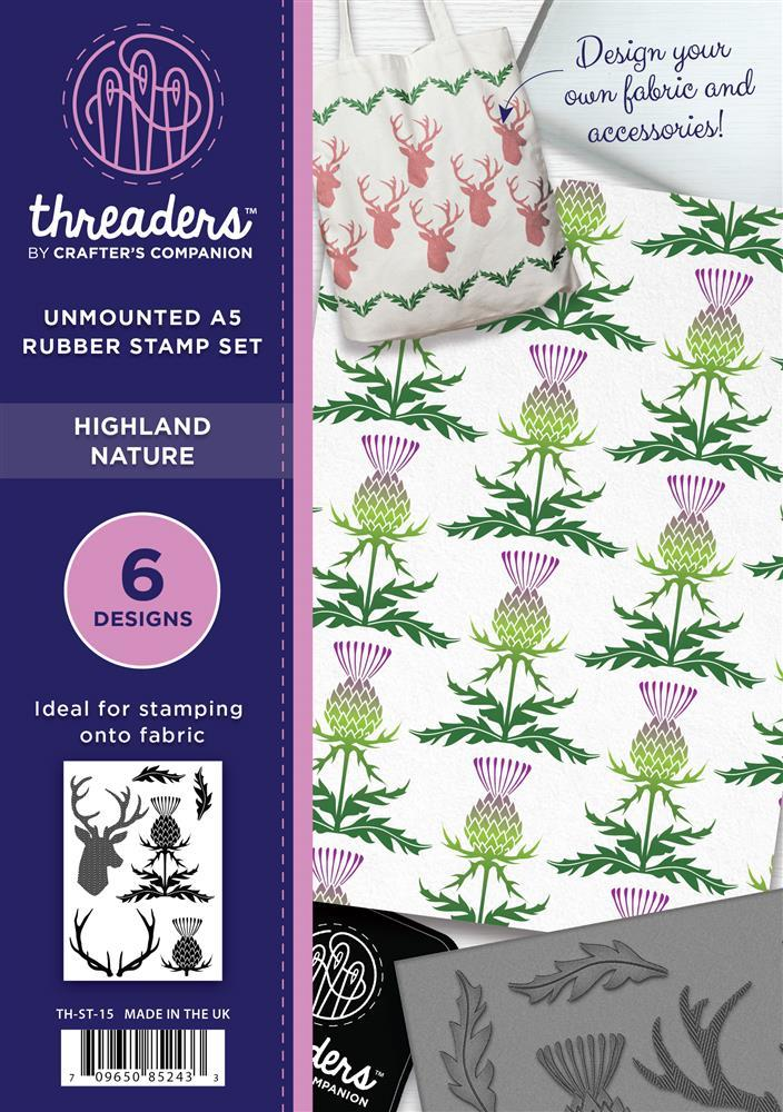 Fabric Inkpads & Stamps