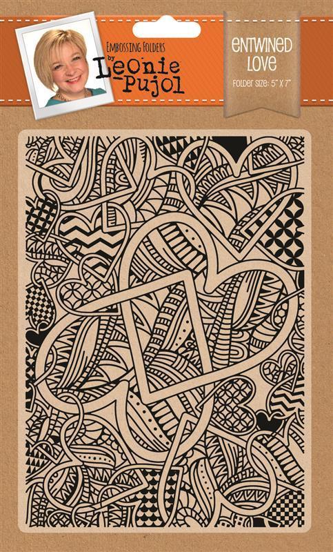 Leonie Pujol Entwined folders