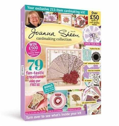 Joanna Sheen Cardmaking Collection