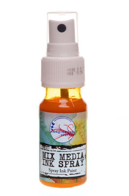 Mix Media Ink Spray