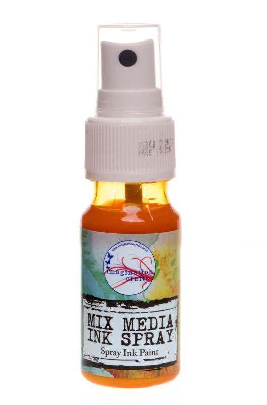 Mix Media Ink Spray
