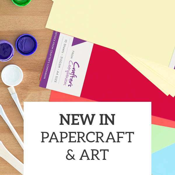 New in Papercraft and Art