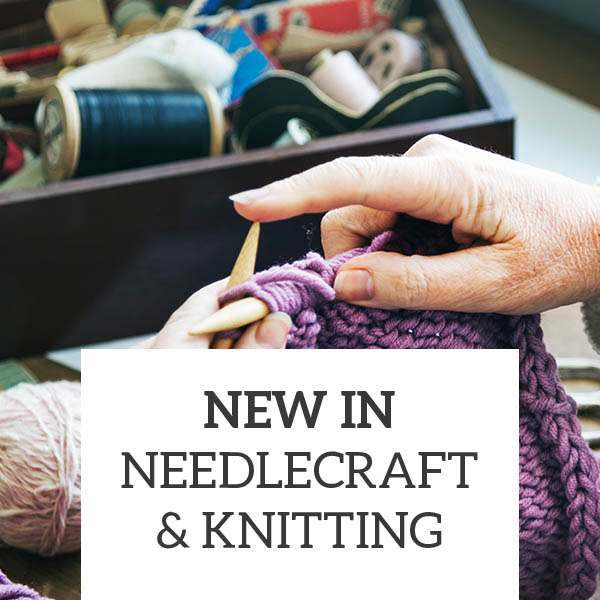 New in Needlecraft and Knitting