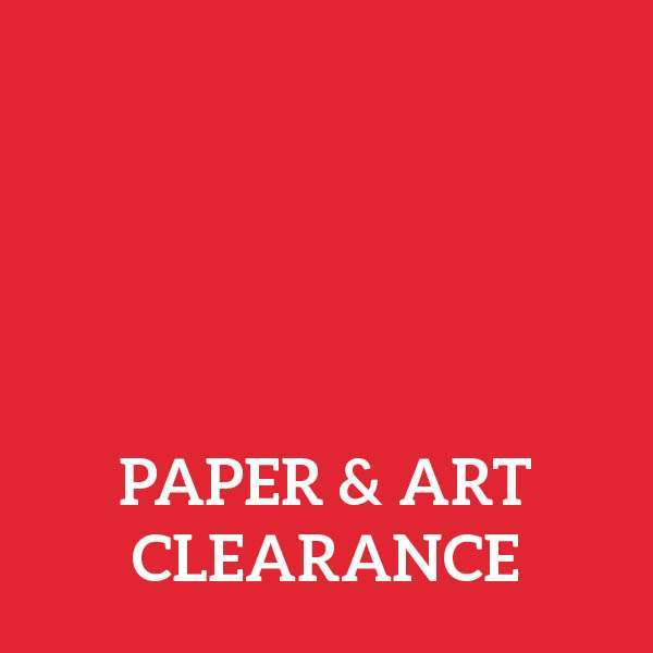 Paper and Art Clearance