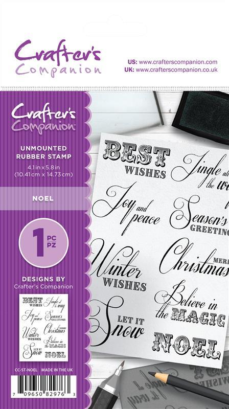 Crafter's Companion Stamps
