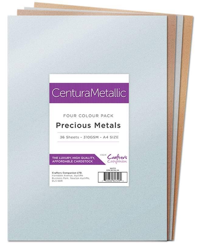 Centura Pearl Metallic