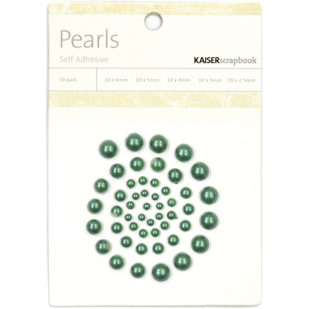 Kaisercraft Pearls Tapes and Rhinestones