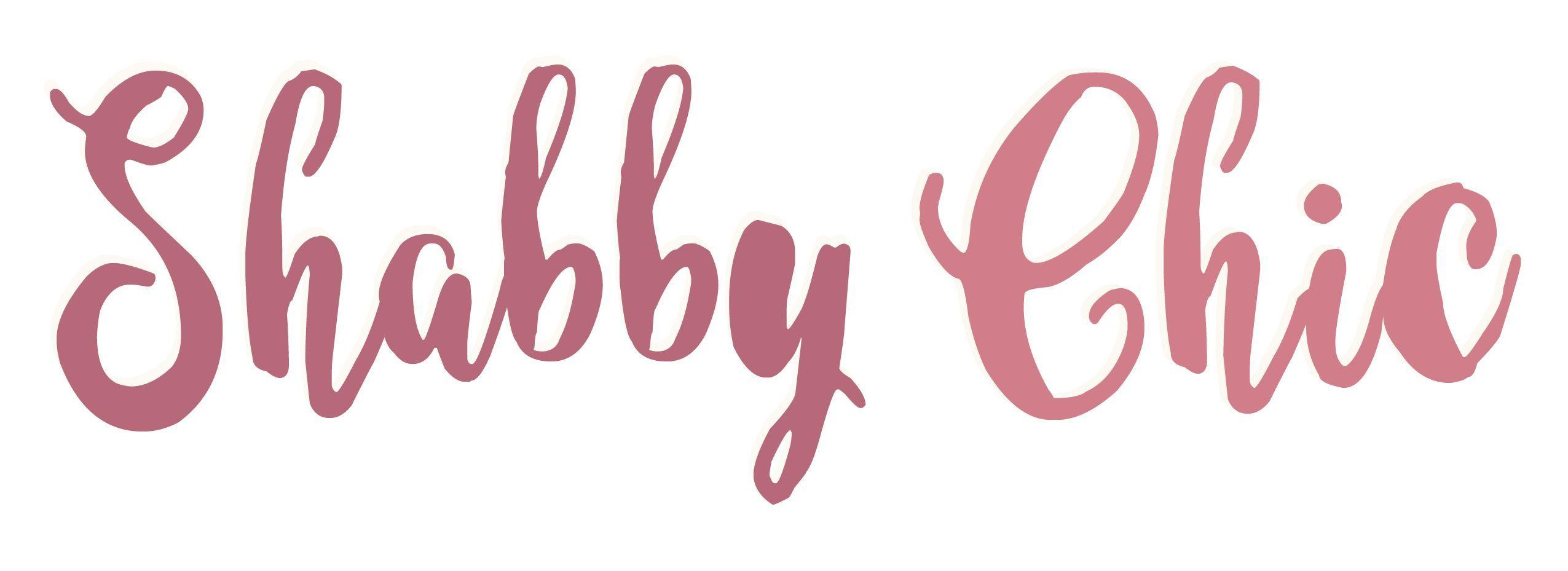 Sara Signature - Shabby Chic