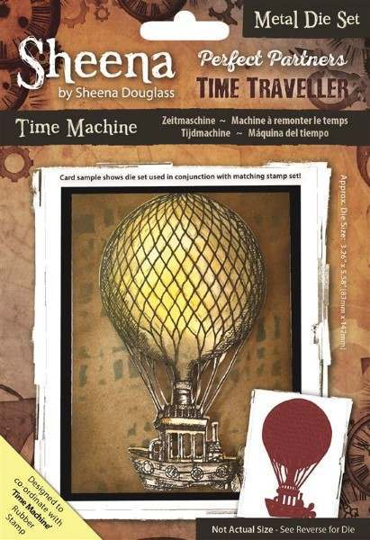 Time Traveller Dies - Save 15%