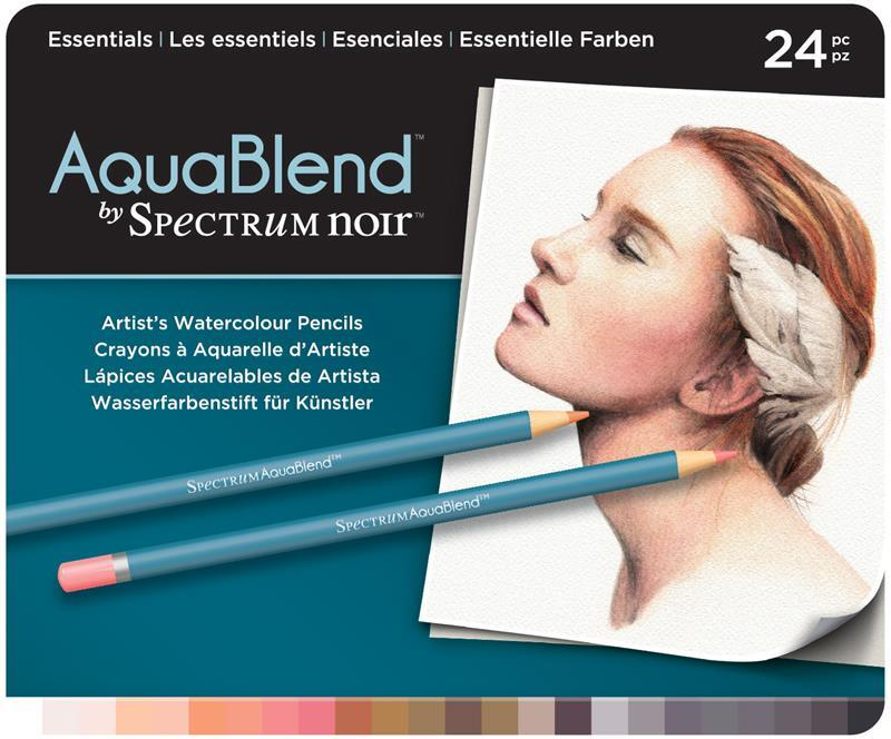 AquaBlend Pencils - Sets of 24