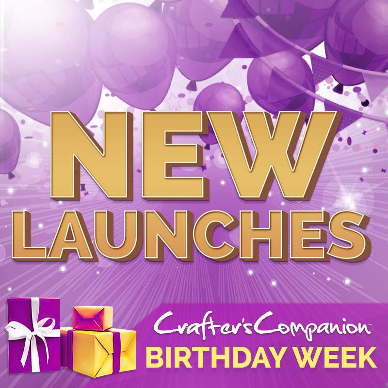 Birthday Week Launches