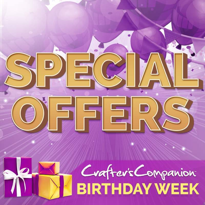 Birthday Week Special Offers