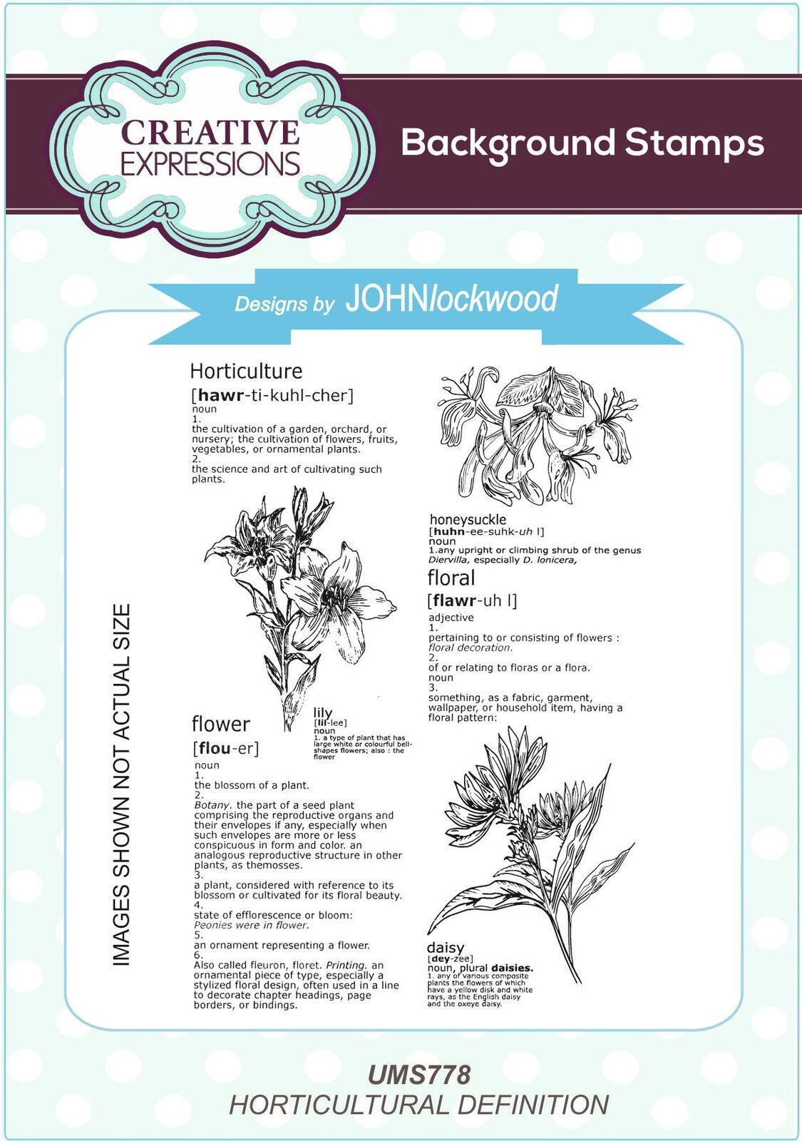 John Lockwood Stamps