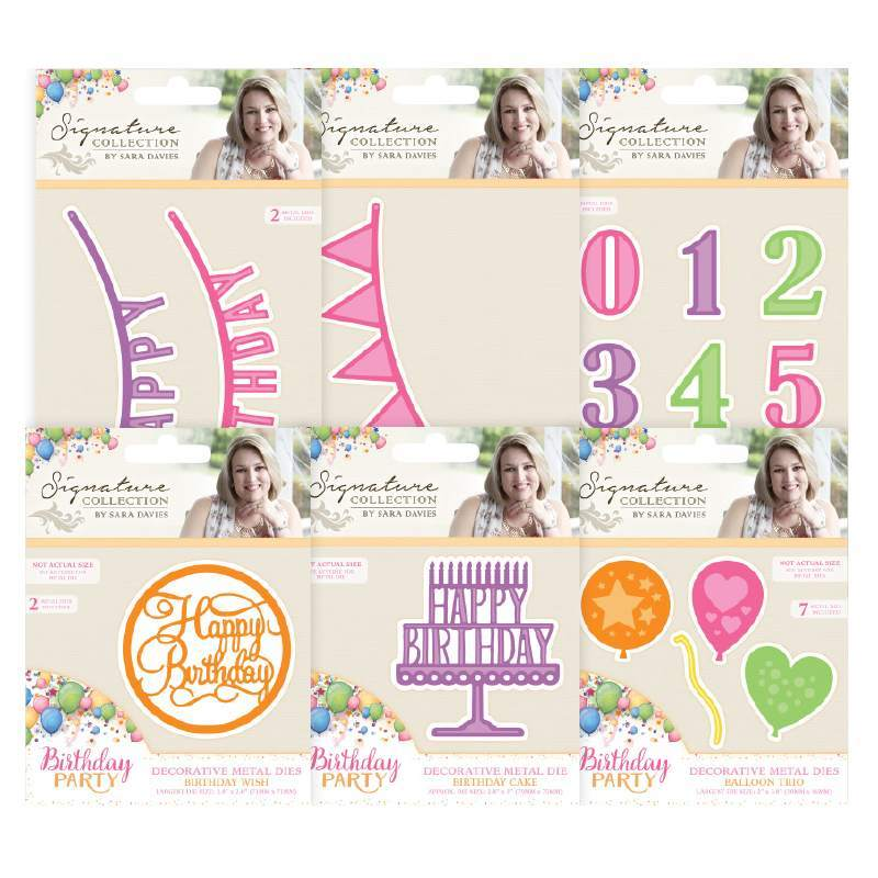 Birthday Party Collection - Launch Offers
