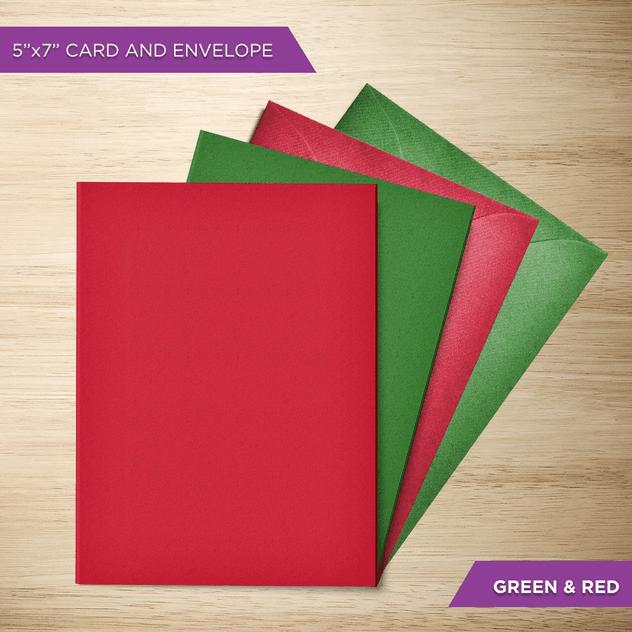 Card and Envelope Packs