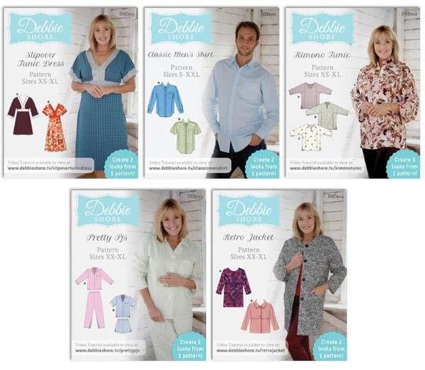 Debbie Shore Patterns