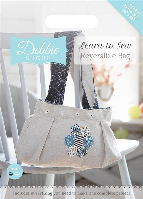 Debbie Shore Learn to Sew