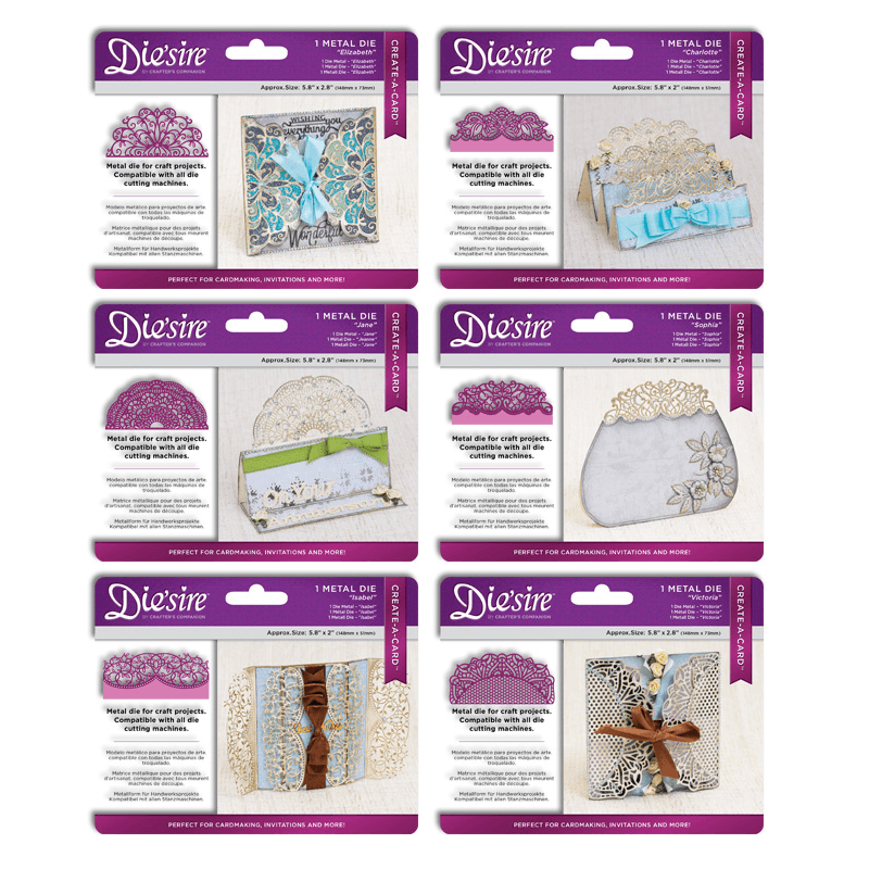 Create a Card Decorative Collection
