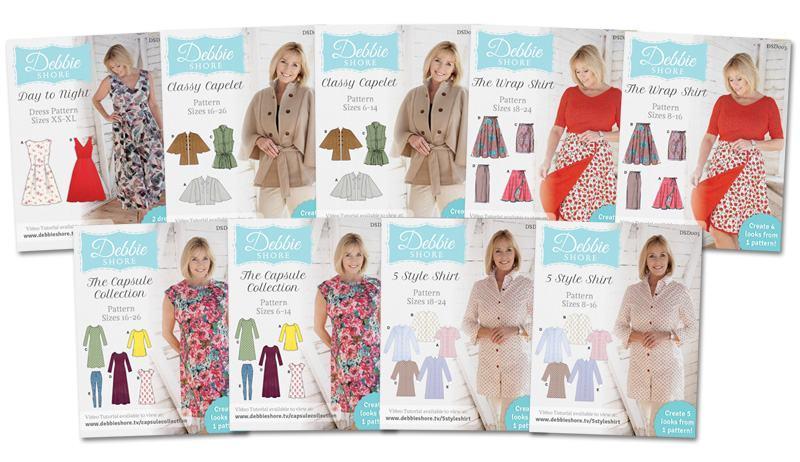 Dressmaking Patterns - 3 for 2