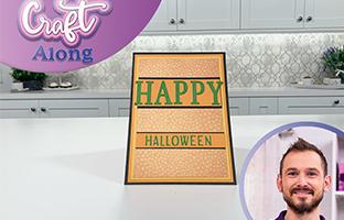 Craft Along - 1st September - Christmas Twist & Pop