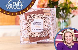 Craft Vault - 2nd Feb - Everything Half Price with Joe & Sara
