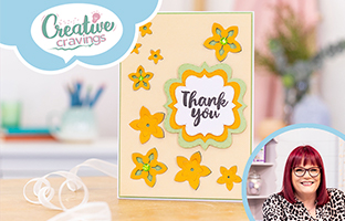Creative Cravings - 2nd June - Lift'ables, Pop Out Scene , Eclispe Stamp& Dies