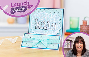 Launch Party - 2nd March - NEW Year of Crafts, Advanced Twist & Pop Dies