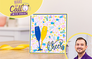 Wake Up Call with Craft Vault - 3rd March with Craig