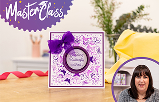 Master Class - 7th October - Stamping Special