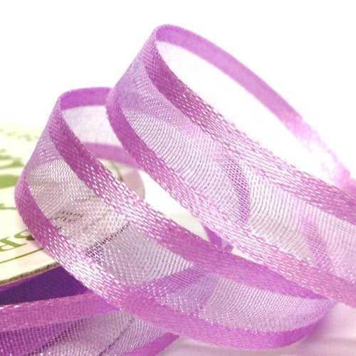 10mm Satin Edge Organza Ribbon