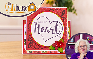 Craft House - 13th Feb - Sharon Callis New & Old Ranges with Sharon Dialling in