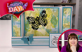 Launch Day - 13th Jan - Abstract Stamps