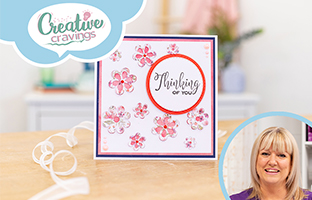 Creative Cravings - 14th July - Subs Box #38, Lift'ables and Decorative Border Panel Dies