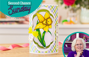 Second Chance Sunday - 14th Feb with Ben & Fiona
